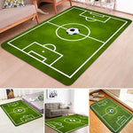 Football / Soccer Field Rugs Non-slip (3 sizes available)