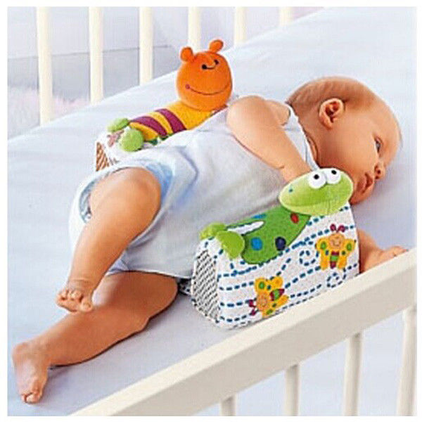 Baby Anti Roll Sleep Positioner Animal Pillow