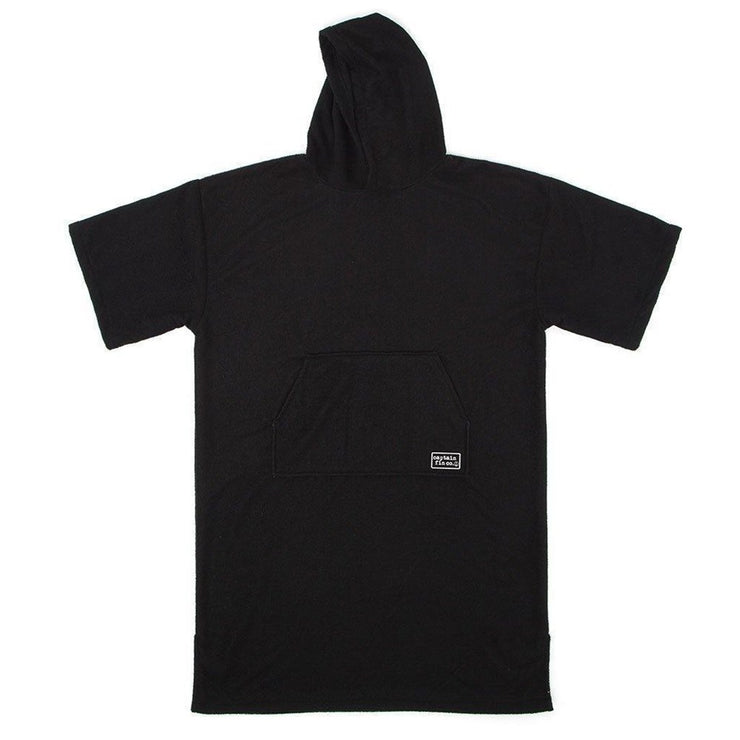 Captain Fin Changing Robe Kids BLK