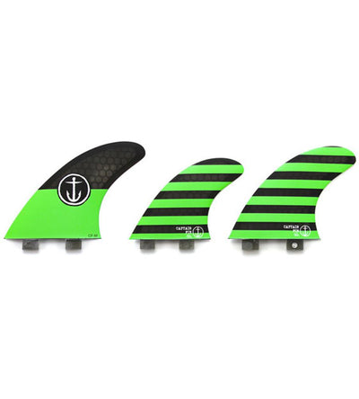 CF-5-FIN SET Medium (Green) TT