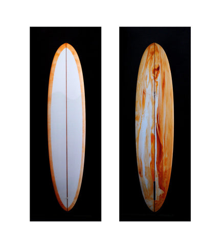 Gato Heroi Brown Acid 7'10
