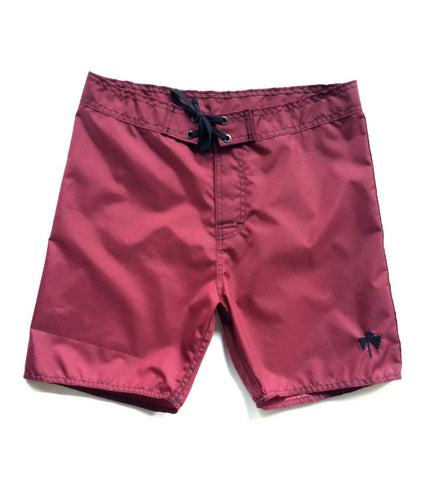 Wild Things Boardshorts (wine)