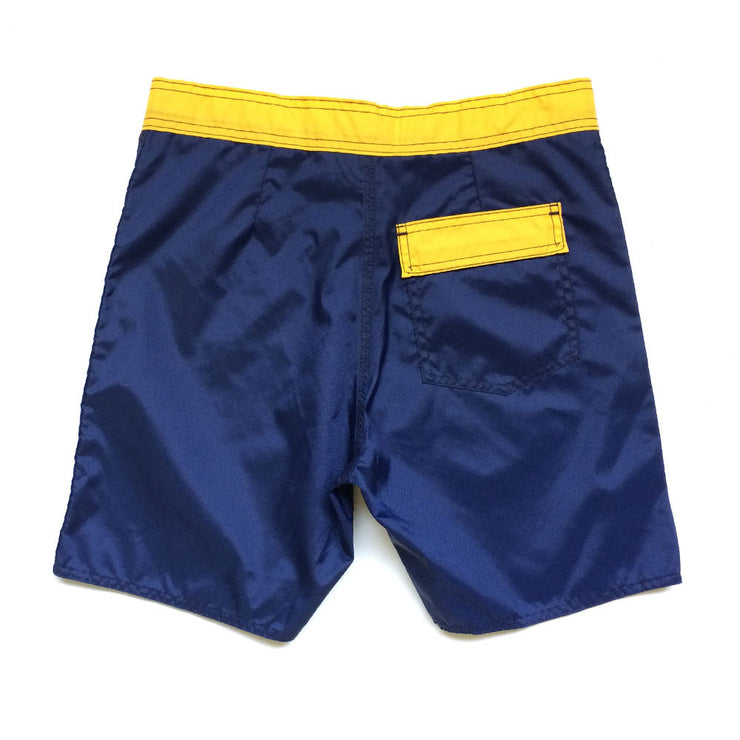 Wild Things Boardshorts (blue/yellow)