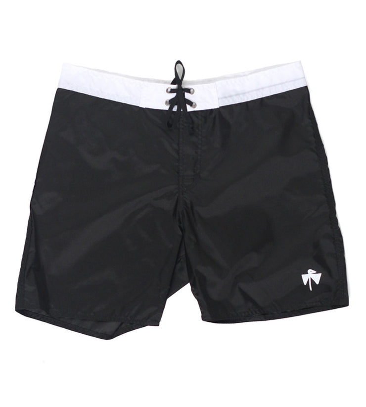 Wild Things Boardshorts (Black/White)