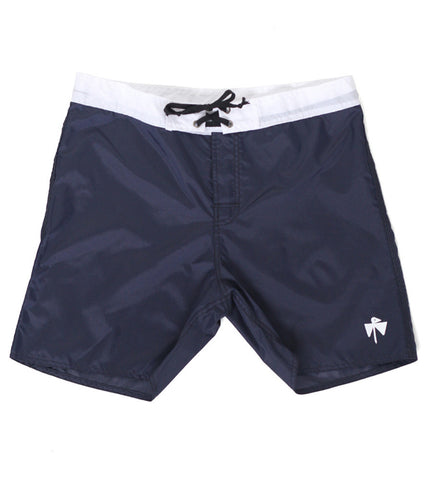 Wild Things Boardshorts (Navy/White)