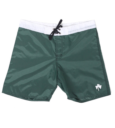 Wild Things Boardshorts (Green/White)