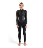 Full Suit Front Zip (Womens) 3mm