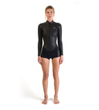 L/S Spring Suit Front Zip (Womens)