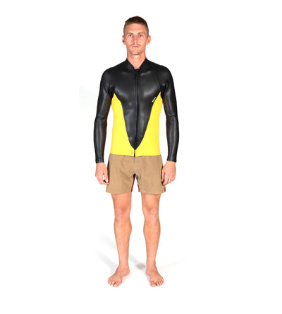 Slice Jacket (Yellow)