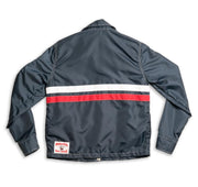 Birdwell Mens Competition Jacket Navy & Red