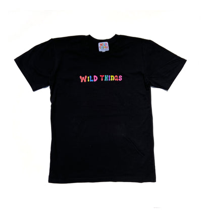 Ozzy Bubble Tee Black