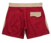 Gato Heroi 2 Tone Surf Short Olive/Blood