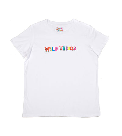 Ozzy Bubble Tee- White (Womens)