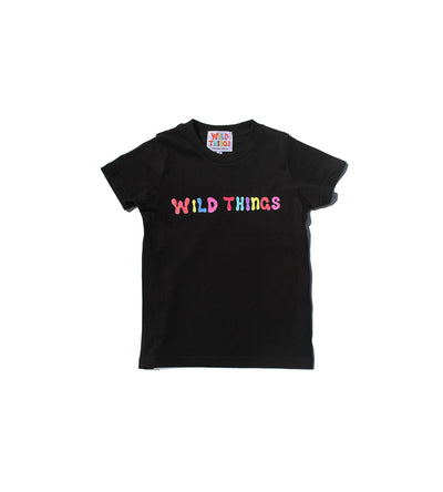 Ozzy Bubble Tee Black (Youth)