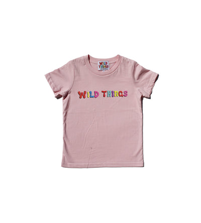 Ozzy Bubble Tee Pink (Youth)