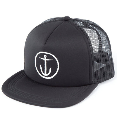 OG ANCHOR TRUCKER - BLACK