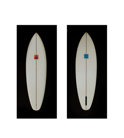 Diamond Tail 6'2