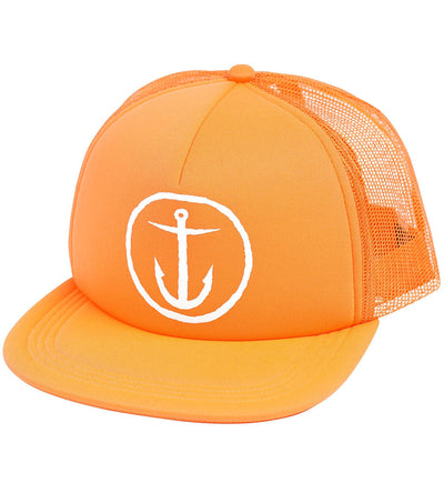 OG ANCHOR TRUCKER - ORANGE