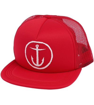 OG ANCHOR TRUCKER - RED