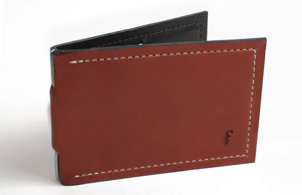 The Wallet - Machine Stitched