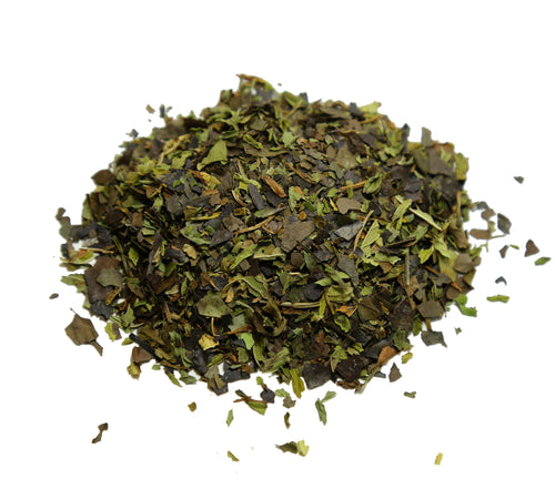 Guayusa & Pacific Coast Mint (Think Clearly Tea)