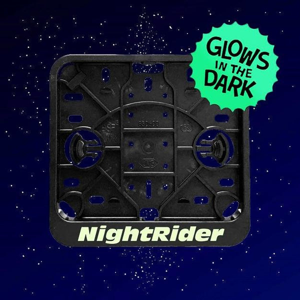 Kentekenhouder Night Rider - LED Customs