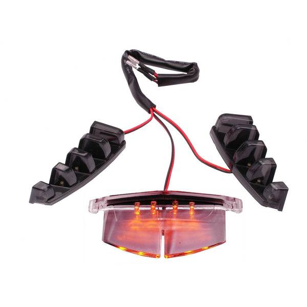 LED Grill Verlichting Oranje - LED Customs