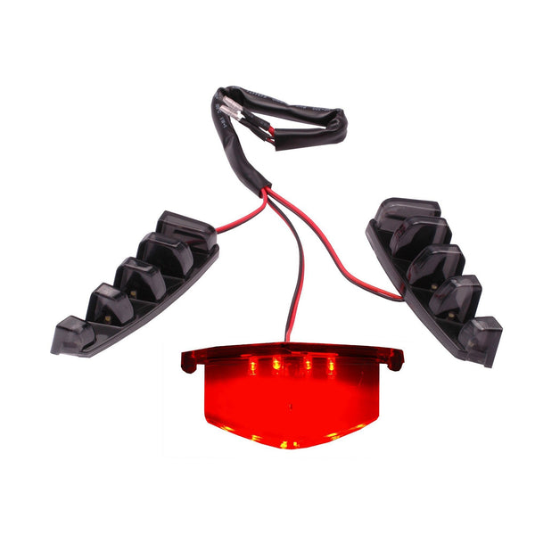 LED Grill Verlichting Rood - LED Customs
