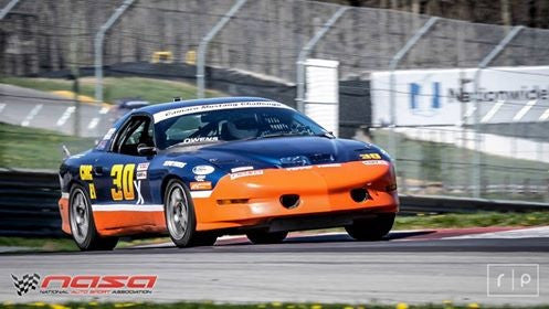 Another Win for NEO Motorsport Ambassador Kent Owens at NASA Great Lake Region Mid-Ohio Race!