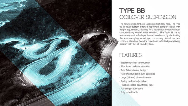 Type BB Coilover