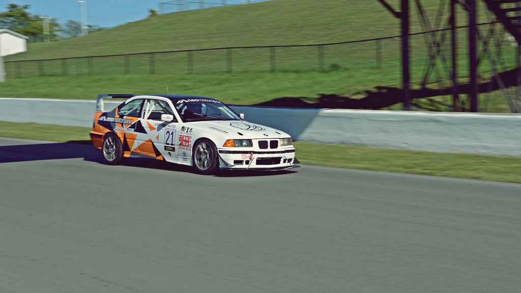 BMW E36 328is Race Car