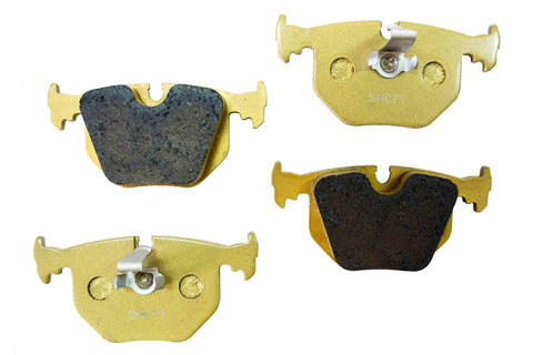 BMW E90 Racing Rear Brake Pads
