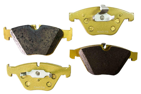 NEO P1 Race Brake Pad for BMW (E86) Z4M (03/2006 - 01/2009)