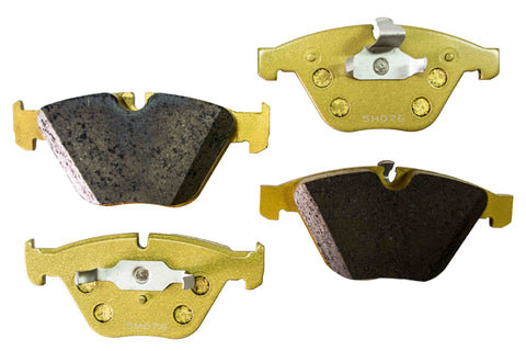 NEO P1 Race Brake Pad for BMW (E83) X3 2.5i, 3.0i, 3.0i xDrive, 3.0si (01/2003 - 12/2011)