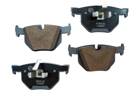 NEO SP600 High-Performance Street Brake Pad BMW E90/92/93 Rear