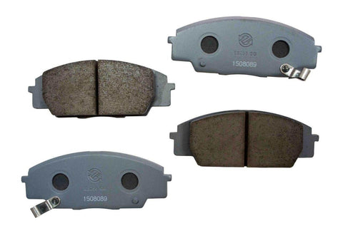 NEO SP600 High-Performance Street Brake Pad For Honda S2000 (AP1/AP2) - Front