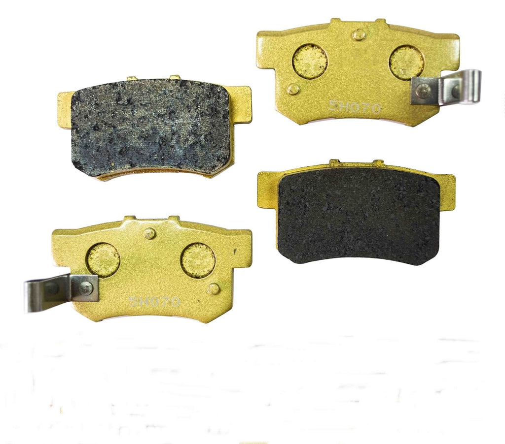 NEO P1 Race Brake Pad For Acura Integra Type R (DC2) - Rear