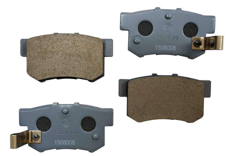 NEO SP600 High-Performance Street Brake Pad for Acura CSX (inc. Type S) - Rear