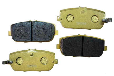NEO P1 Race Brake Pad for Mazda Miata MX-5 (NC) (03/2005 - 12/2014) - Rear