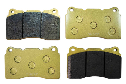 NEO P1 Race Brake Pad For Ford Mustang S197 w/ Brembo Package