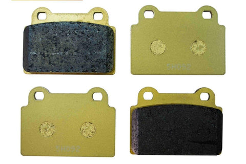 NEO P1 Race Brake Pad for Mitsubishi Lancer Evolution X (2008-2016) - Rear