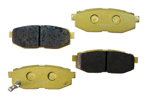 NEO P1 Rear Brake Pad for Subaru BRZ, Toyota 86, Scion FR-S