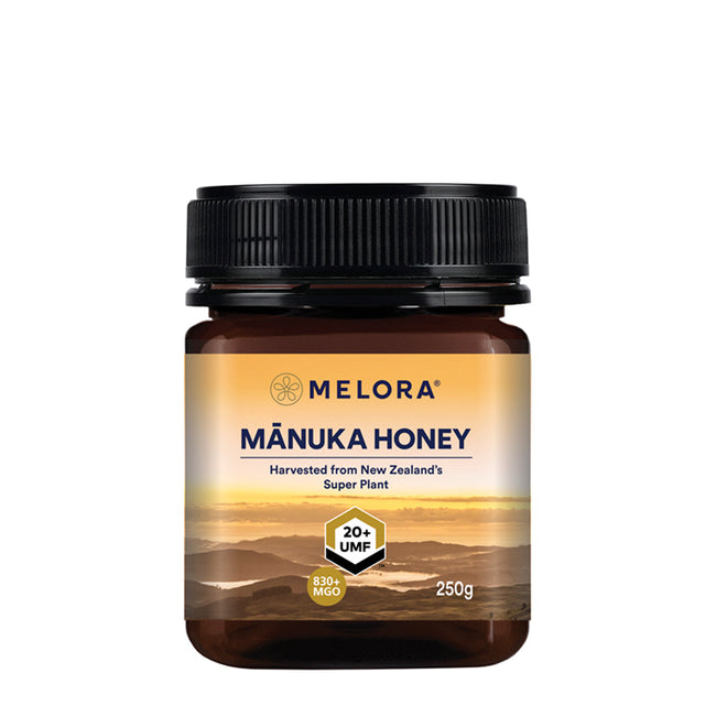 Melora Mānuka Honey