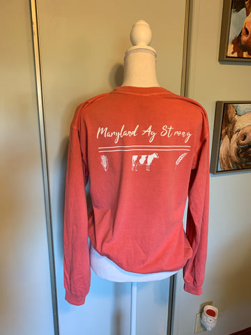 Maryland AG Strong fall long sleeve