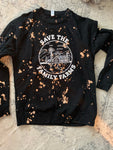 Save the family farms sweatshirt