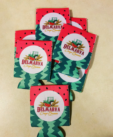 Delmarva Crop Queen Koozies