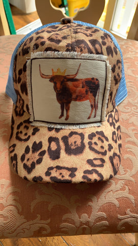 Youth beef queen hat