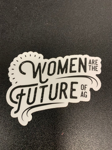 Women are the future of Ag