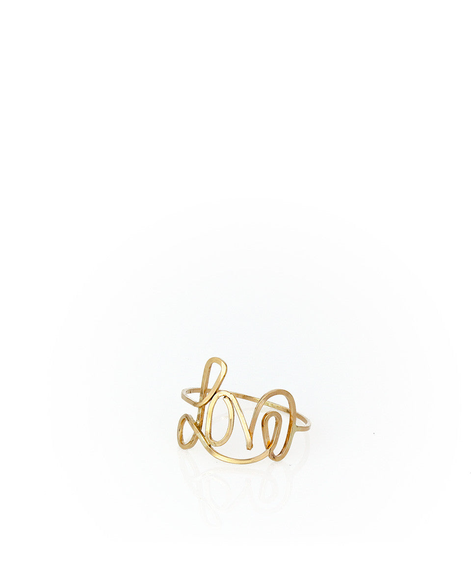 Only Love Ring - Devin Krista Jewelry