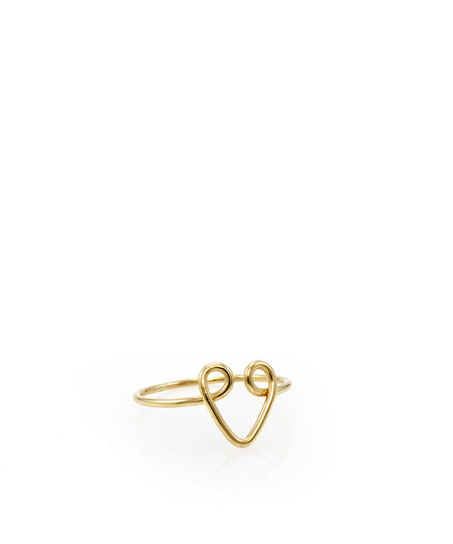 Open To Love Ring - Devin Krista Jewelry